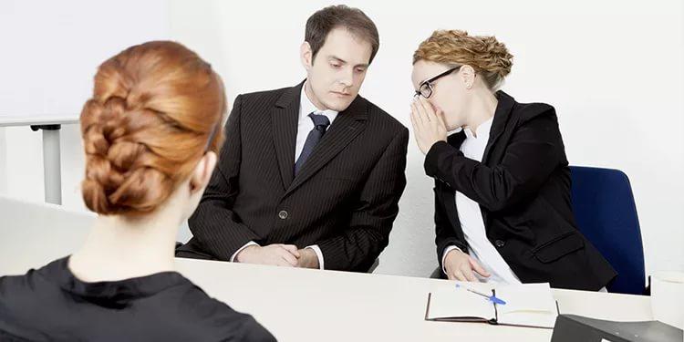 фото Обман бухгалтеров при приеме на работу