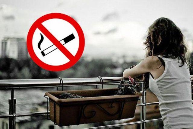 фото За курение – в суд?