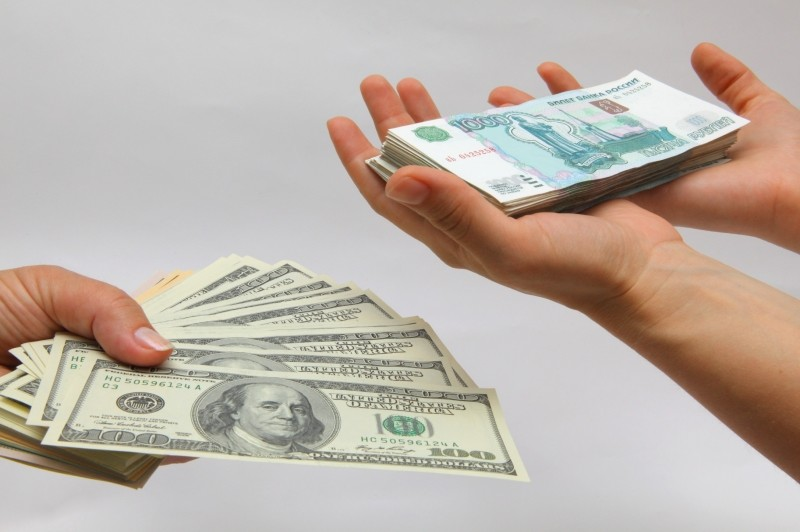 фото Новый баланс курса рубля к доллару найден?