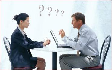 фото задаем правильные вопросы на собеседовании